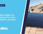 What Is the Optimal Angle for Solar Panels in Nevada?