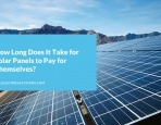 How Long Does It Take for Solar Panels to Pay for Themselves?