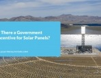 Is There a Government Incentive for Solar Panels?