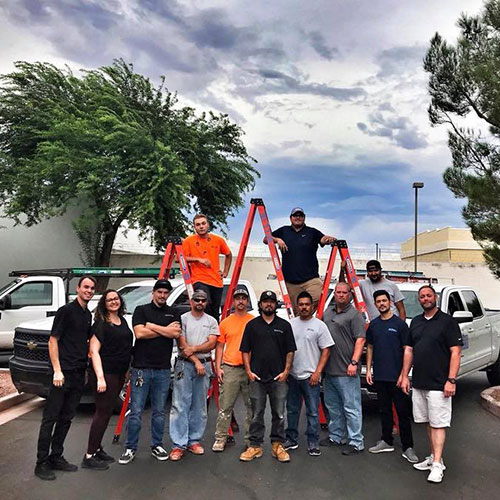 Bell Solar and Electrical Team