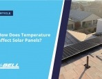 How Does Temperature Affect Solar Panels?
