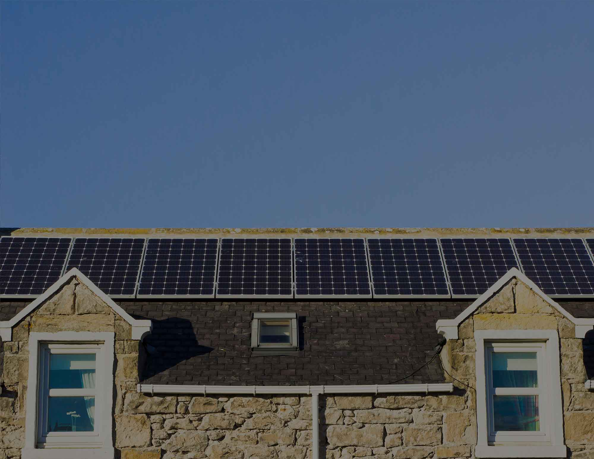 residential solar panels installation