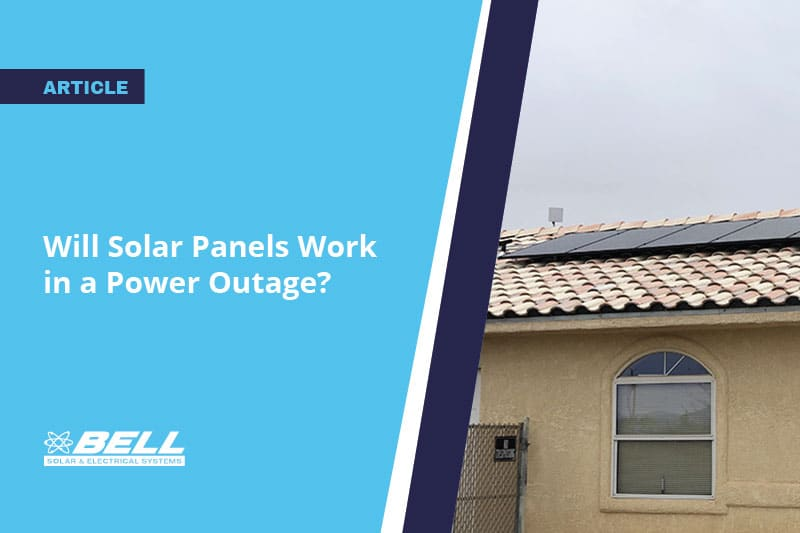 Will Solar Panels Work in a Power Outage?