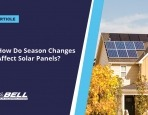 How Do Season Changes Affect Solar Panels?
