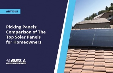 Picking Panels: Comparison of The Top Solar Panels for Homeowners