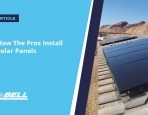 How The Pros Install Solar Panels