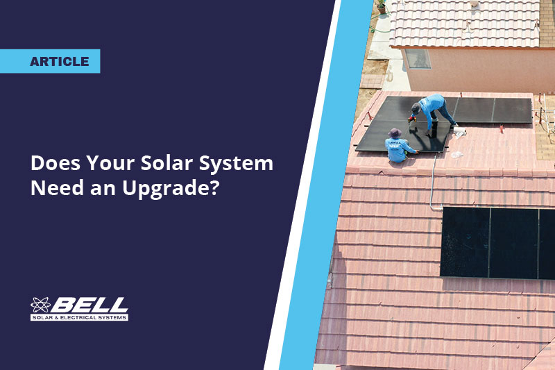 Does Your Solar System Need an Upgrade?